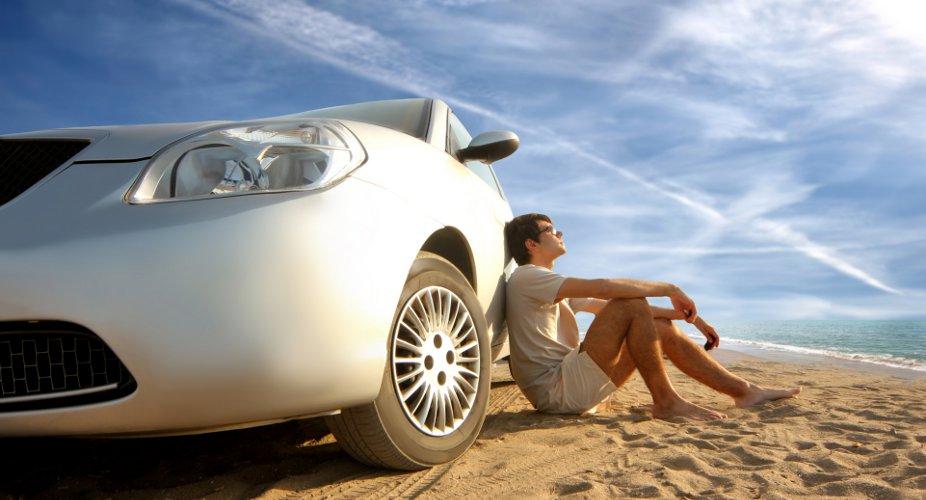 car_beach