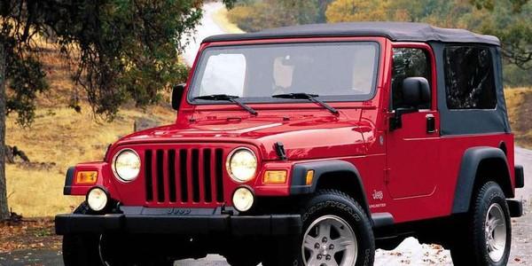 Location de voiture Jeep Wrangler à St Martin / Sint Maarten, SXM
